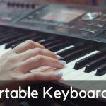 5 meilleurs pianos à clavier portables - Emportez votre musique avec vous