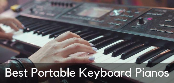meilleurs pianos à clavier portables