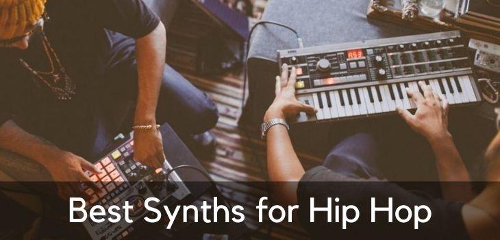 Meilleurs synthés pour le hip-hop