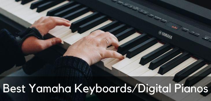 10 meilleurs claviers et pianos numériques Yamaha